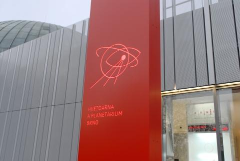 Hvezdáreň a planetárium Brno