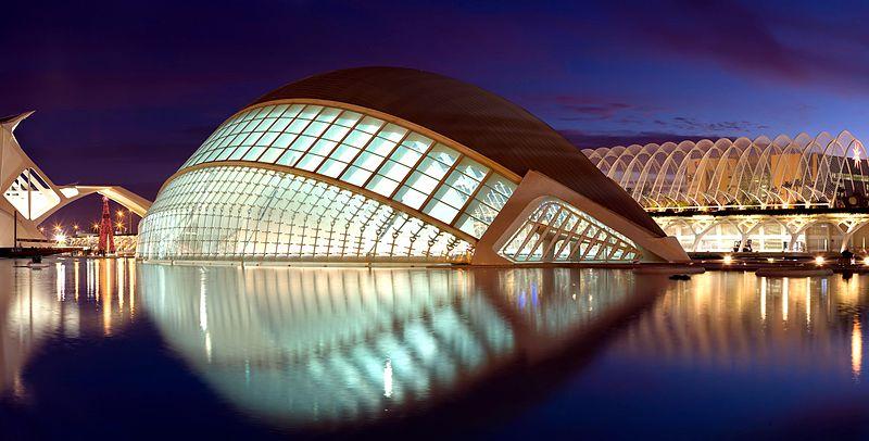 Planetárium Valencia