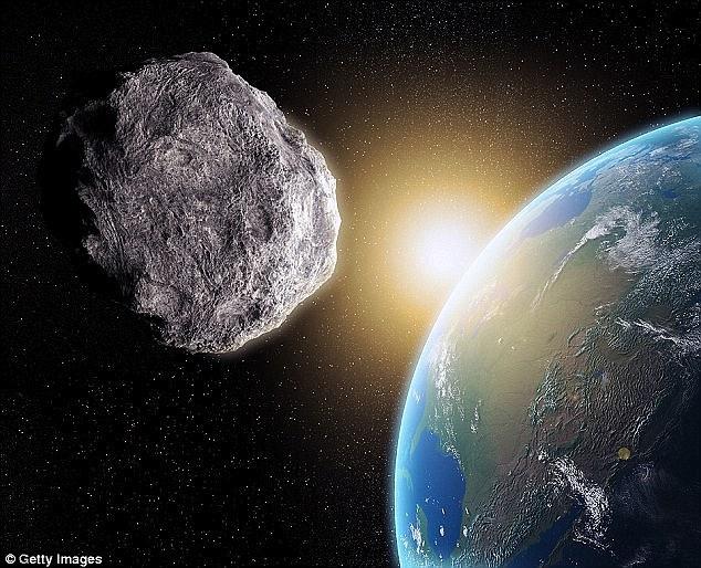 asteroid v okolí Zeme