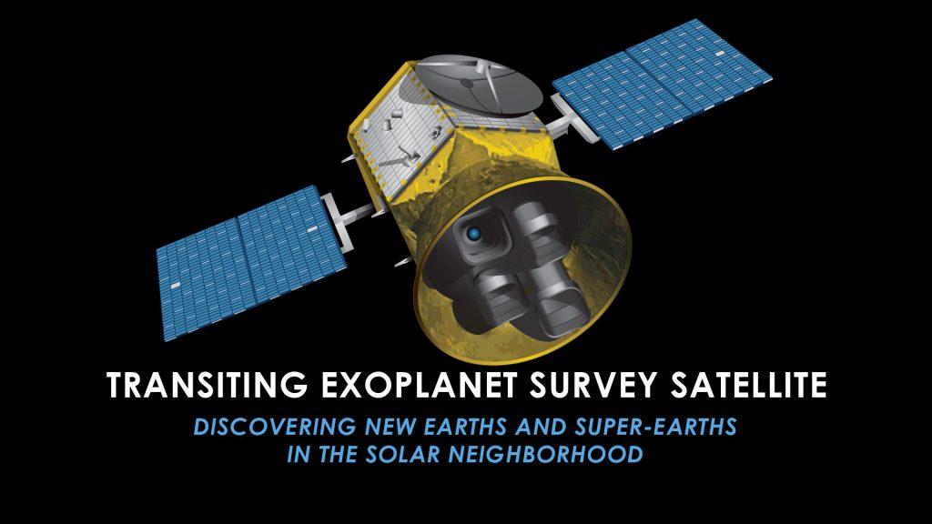 TESS-sonda-NASA