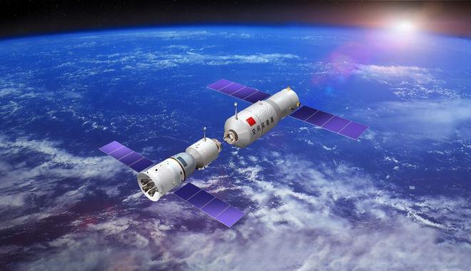 čínska vesmírna stanica