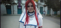 Cosplay Ester Blanchet Queen of Albion