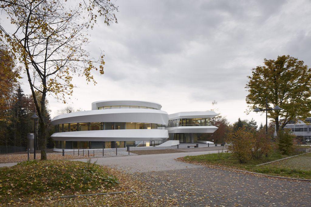 Architekten Bernhardt+Partner, Planetarium Heidelberg