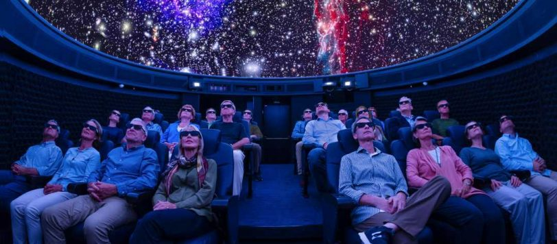 Orion Viking cruises planetarium