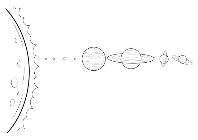 Astronomické aktivity pre najmenších počas karantény