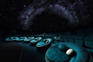 Planetárium Konica Minolta