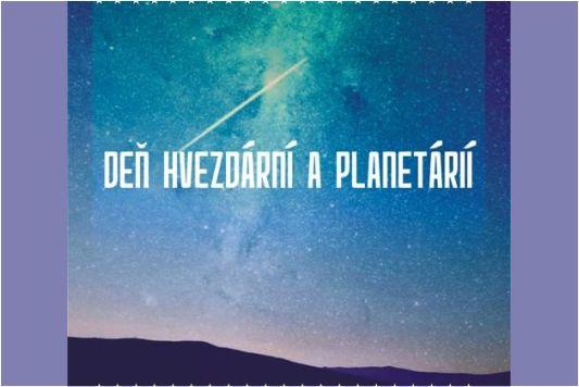 Svetový deň planetárií 14. 3.