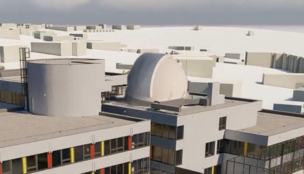 Crowfunding na astronomické observatórium
