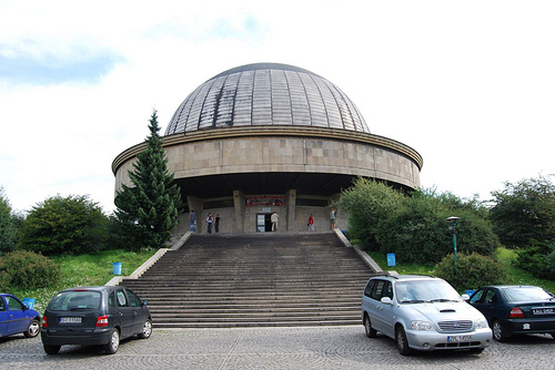 Planetarium Slaskie