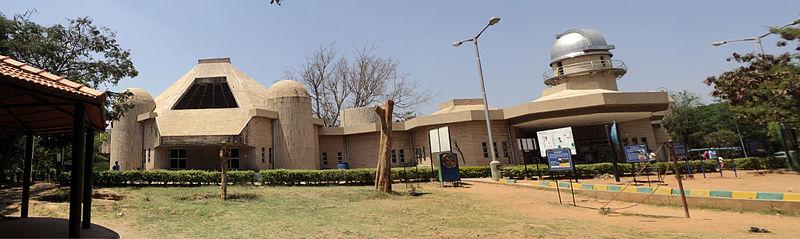 The Jawaharlal Nehru Planetarium, Bangalore