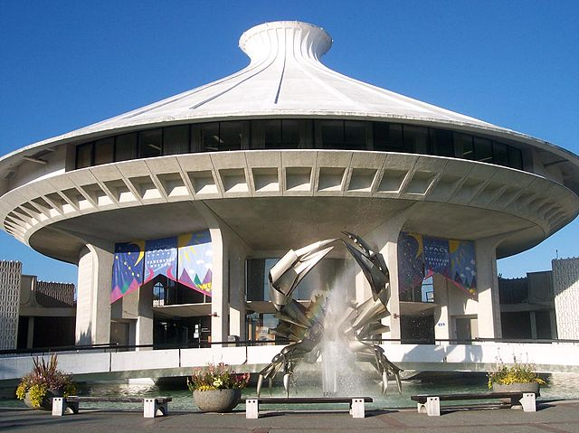 H. R. MacMillan Space Centre, Vancouver