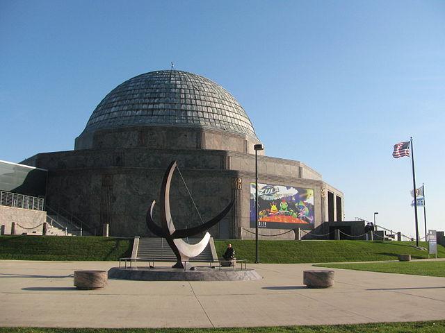 Adler Planetarium & Astronomy Museum Chicago