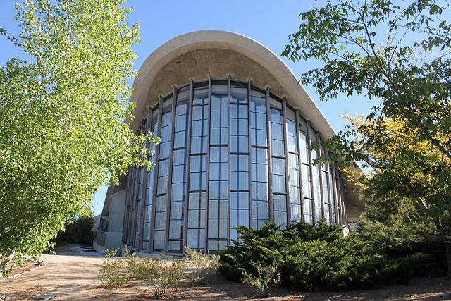 Fleischmann Planetarium & Science Center, Reno Nevada