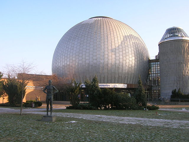 Zeiss Major Planetarium, Berlin