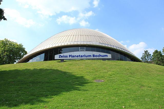 Zeiss Planetarium, Bochum