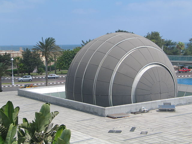 Alexandria Planetarium Science Center